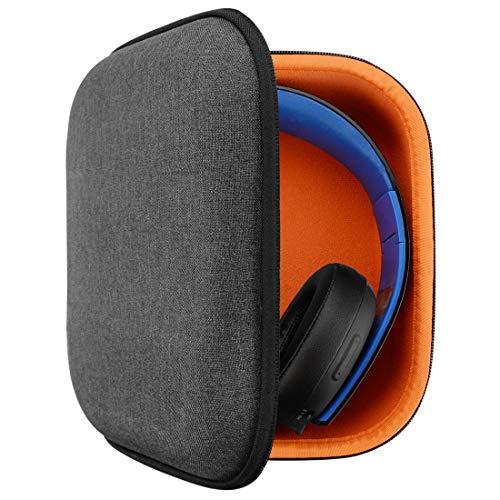 Geekria Tasche Kopfhörer für Game ONE, Game Zero, PC 373, HYPERX Cloud II, Astro, Turtle Beach Ear Force Gaming Headphone, Schutztasche, Hard Tragetasche
