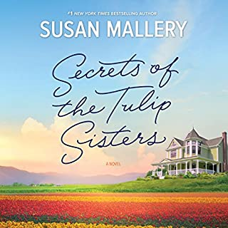 Secrets of the Tulip Sisters audiobook cover art