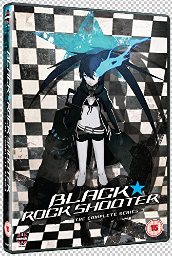 Black Rock Shooter: The Complete Series [2 DVDs] [UK Import]
