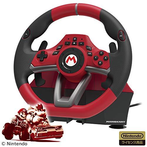ホリ『マリオカートレーシングホイールDXforNintendoSwitch(NSW-228/4961818032606)』