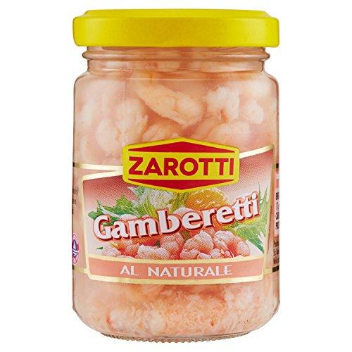 Zarotti Gamberetti al Naturale, 140g