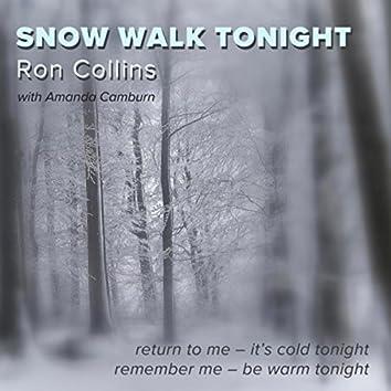Snow Walk Tonight (feat. Amanda Camburn)