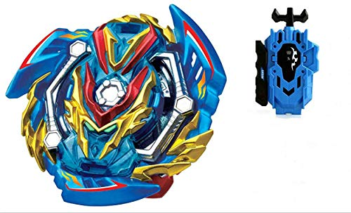 super z beyblade toys GyroSpin-K/ämpfer B-128 Rotary Gyro ByFEI DE