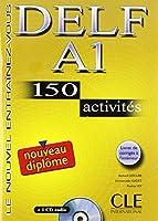 Delf A1: 150 Activites: Le Nouvel Entrainez-Vous