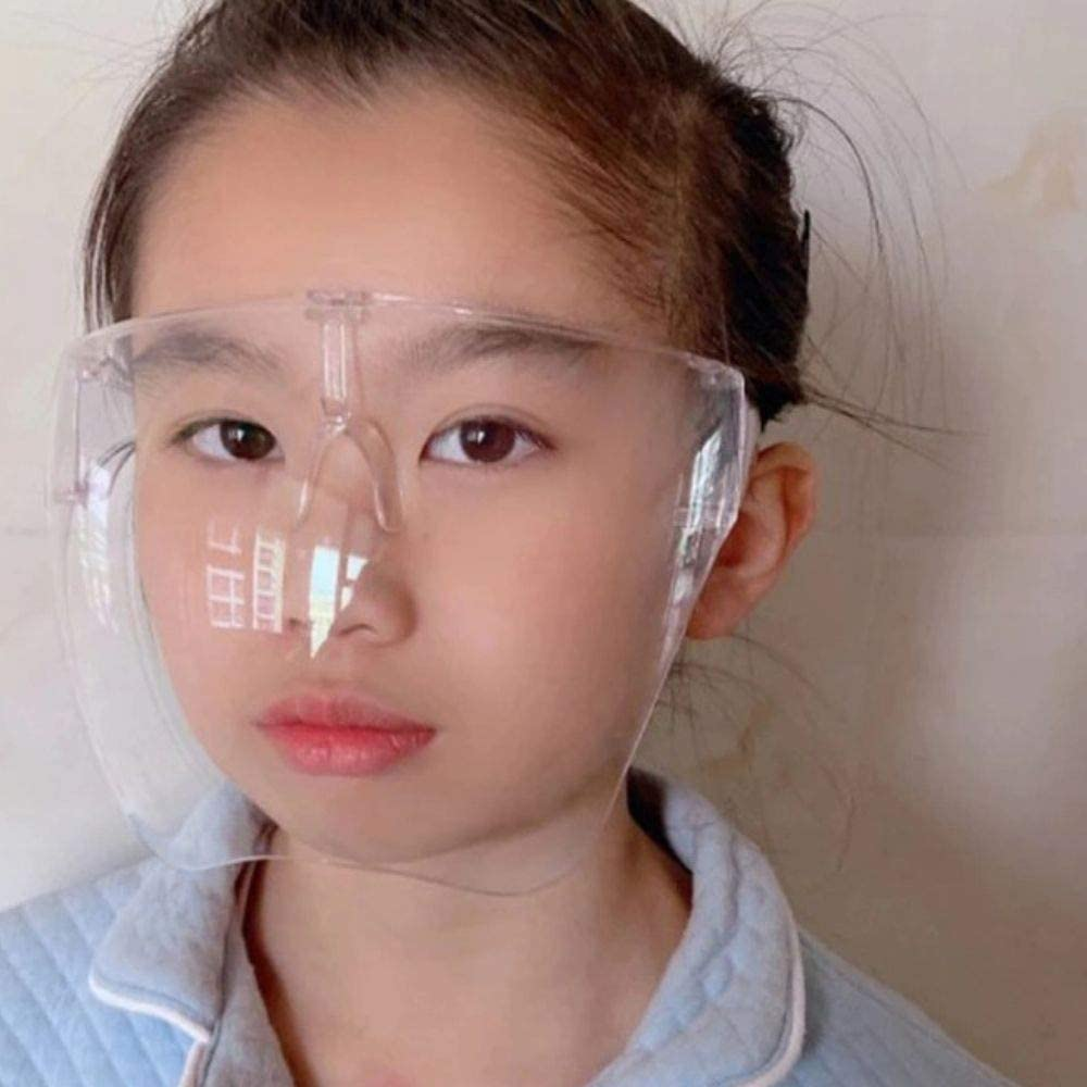 Max 43% OFF 2 set Boys Girls Goggles Face Shields Sunglasses Style I Special price for a limited time