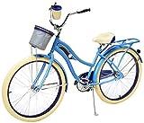 Huffy Bicicleta Tipo Crucero Deluxe RODADA 26