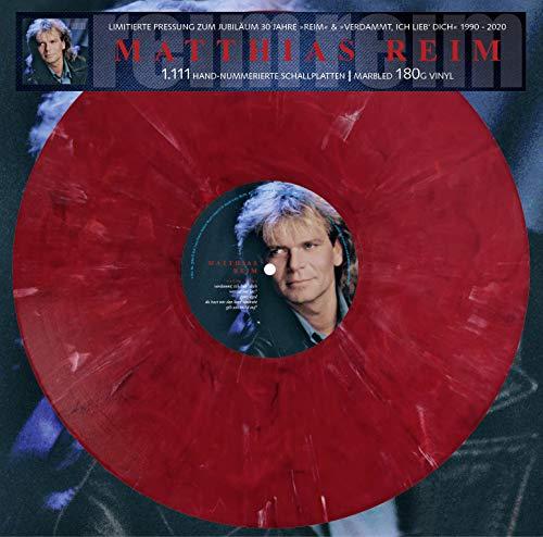 Reim - Limitiert und 1111 Stück nummeriert - 180gr. marbled Vinyl // Verdammt, ich lieb Dich [Vinyl LP]