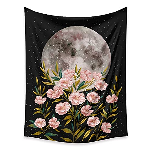 Brujería Astrología Sol Luna Mandala Pared Decoración del hogar Galaxia celestial Tapiz psicodélico Manta A4 180x230cm