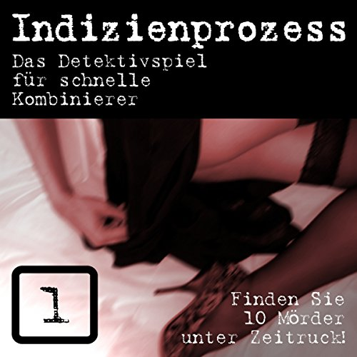 Indizienprozess 1 Titelbild