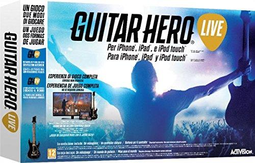 ACTIVISION Guitar Hero Live Chitarra iOS Nero