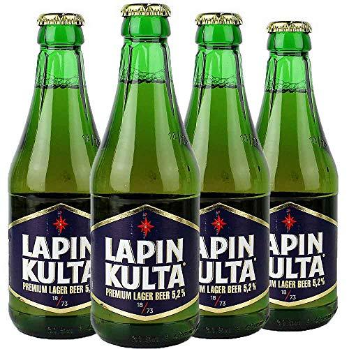 Lapinkulta - 8 x 0,33l - Bier aus Finnland - von.BierPost.com