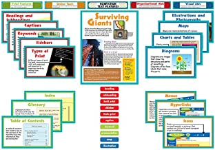 Carson Dellosa CD-110251 Nonfiction Text Features Bulletin Board Set