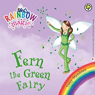Rainbow Magic: Fern the Green Fairy cover art