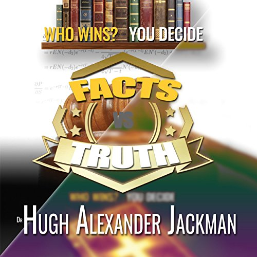 Facts Versus Truth audiobook cover art