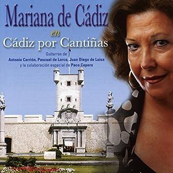 En Cádiz por Cantiñas
