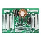 ASHATA Módulo Elevador de Placa de Corriente Constante Pantalla de TV con retroiluminación LED de 22-60 Pulgadas Salida de 55-245 V, Placa de Corriente Constante Adecuada para Pantalla de TV LED