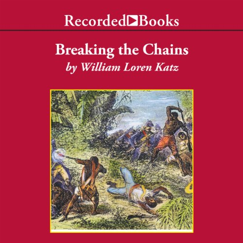 Breaking the Chains audiobook cover art