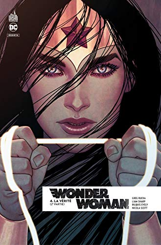 Wonder Woman Rebirth, Tome 4