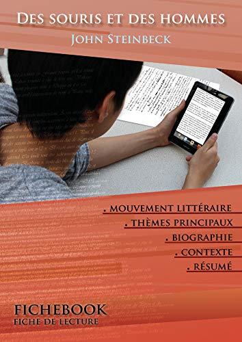 Fiche de lecture Des souris et des hommes - Résumé détaillé et analyse littéraire de référence (Connaître une œuvre)