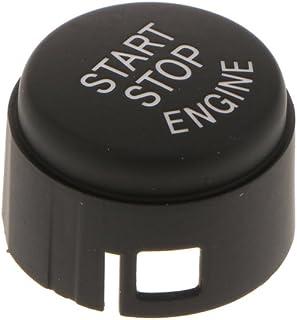 Non brand Start Stopp Motor Knopf Schalter Funktion Abdeckung Für BMW 5 7 F01 F02 F10
