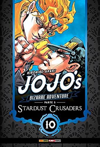 Jojos Bizarre Adventures - 10