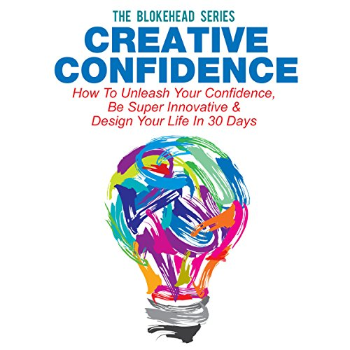Creative Confidence cover art
