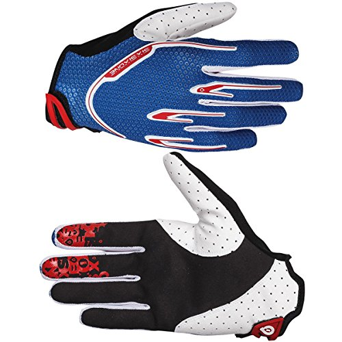 SixSixOne 661 Recon Handschuhe 2016 blau L