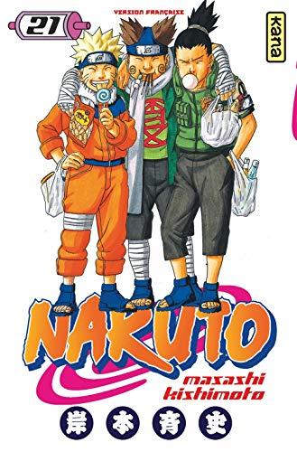 Naruto, tome 21