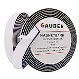 GAUDER Nastro Magnetico Autoadesivo Extra Forte | Banda Magnetica Adesiva | Striscia Calam...