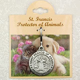 st francis of assisi medal for dogs