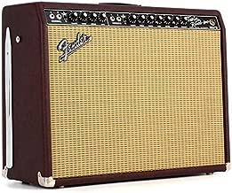 Fender 65 Twin Reverb Neo 85-Watt 2x12 Inches Tube Combo Amp Wine Red