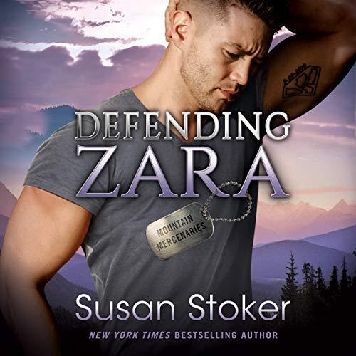Page de couverture de Defending Zara