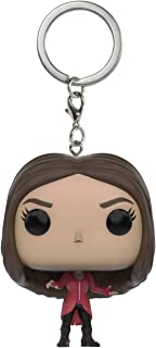 Funko Pocket POP Captain America 3 Civil War Scarlet Witch Action Figure Keychain