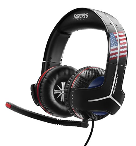 Thrustmaster - Auriculares Y-300CPX Far Cry 5 Edition (PS4, PS3, Xbox One,...
