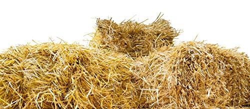 Stroh Weizenstroh Strohballen 20 Liter