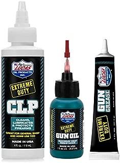 LUCAS Extreme Duty 4oz CLP 10915 - Grease Tube 10889 - Needle Oiler 10875