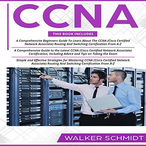 CCNA: 3 in 1 cover art