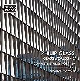 Glassworlds (Volume 2) - Etudes n° 1 à n° 20
