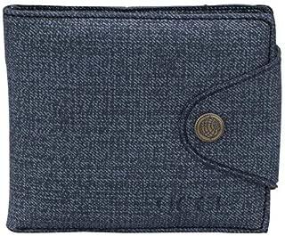 Poland Blue Jeans Canvas Men's Wallet