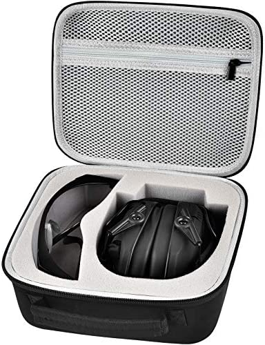 Case Compatible with Howard Leight Shooting Ear Protection Walker s Game Ear Razor Slim Electronic product image