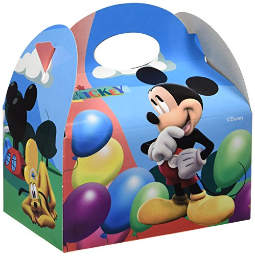 Mickey Mouse Empty Favor Box