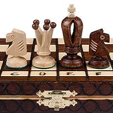 Image of Wegiel Chess Set   Royal. Brand catalog list of Wegiel.