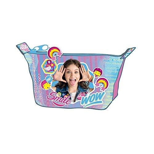 Soy Luna Disney Porte Monnaie - 11 x 7 x 4.5 cm - Smile