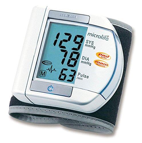 Microlife BP W100 Automatisches Blutdruckmessgerät für das Handgelenk