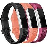 HUMENN Bracelet pour Fitbit Alta/Fitbit Alta HR/Fitbit Alta Ace, Bracelet de...