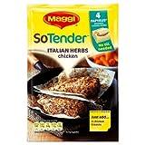 Maggi So Tender Italian Herbs 23g Estuche de 16