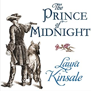 The Prince of Midnight audiobook cover art