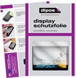 dipos I 2x Screen Protector compatible with Medion LifeTab