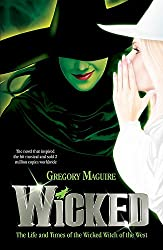 Cover of Wicked by Gregory Maguire