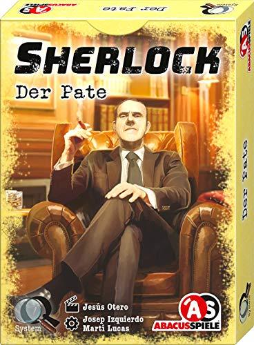 ABACUSSPIELE Sherlock 48194 – Juego de Cartas El Padrino
